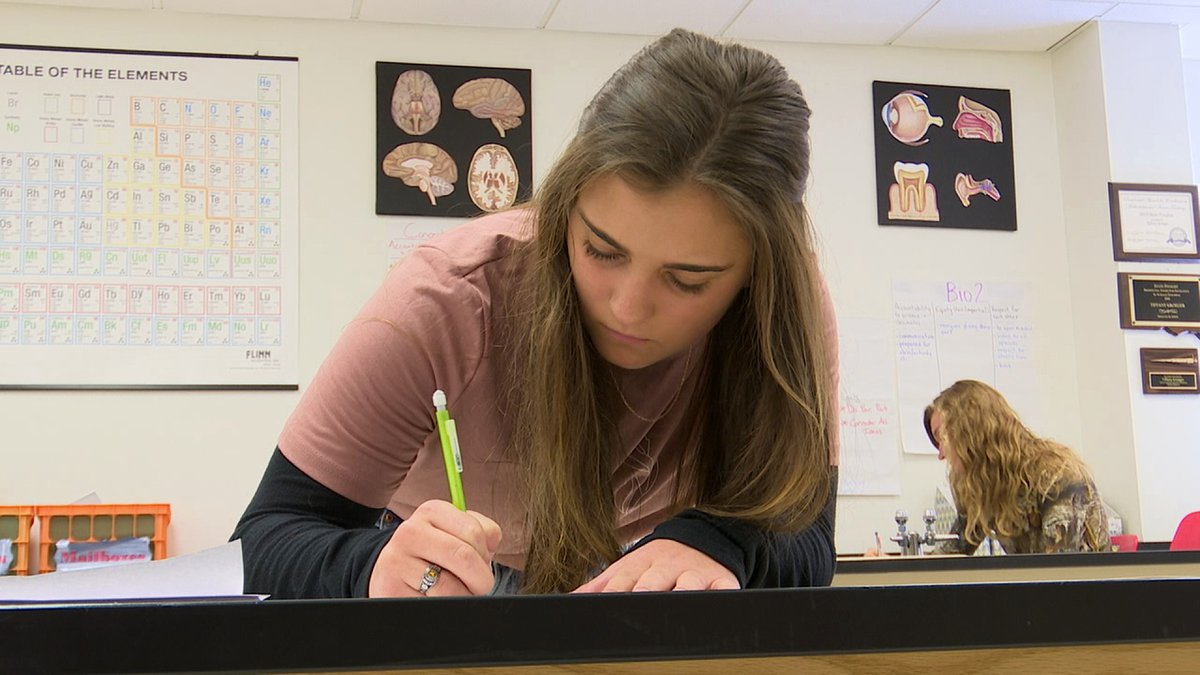 A proud Montrose high school student, Hallie Kueter is a senior with a strong work ethic and...