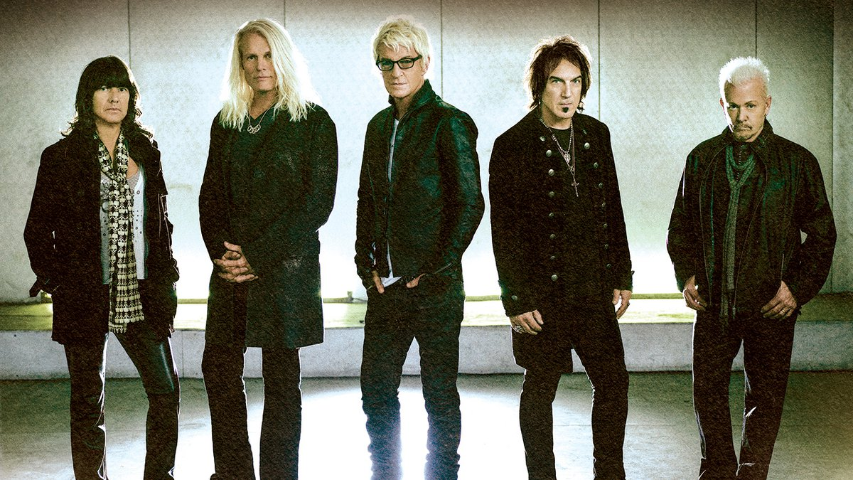 REO Speedwagon will perform at the Washington Pavilion on October 13th.