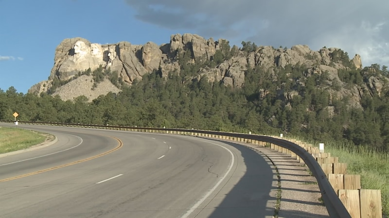 Fireworks not allowed on Mount Rushmore for 4th of July