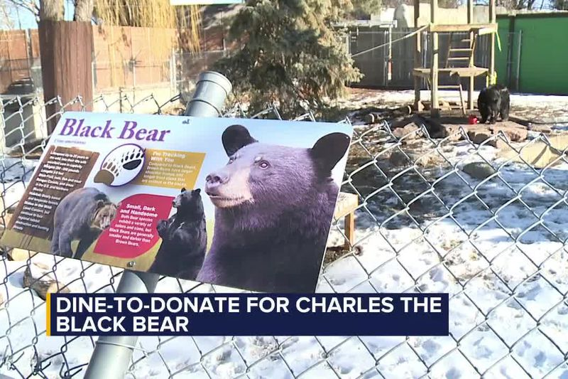 The Barrel House hosting Dine-to-Donate event to help raise funds for the Great Plains Zoo