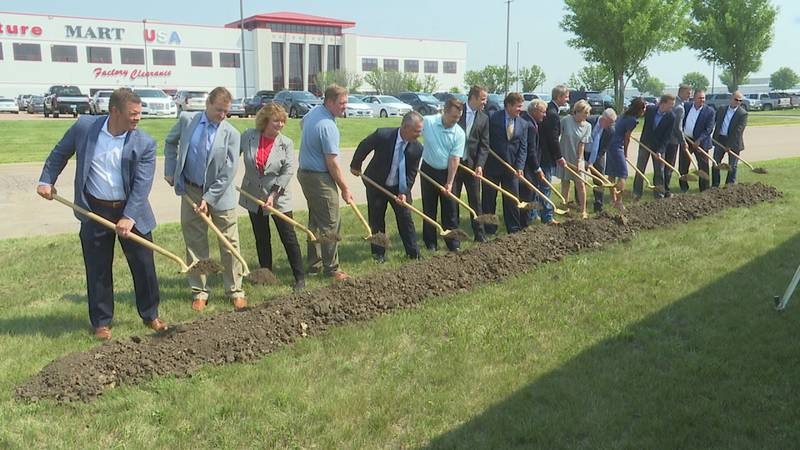 Furniture Mart is adding a new location along with more warehouse space to their corporate...