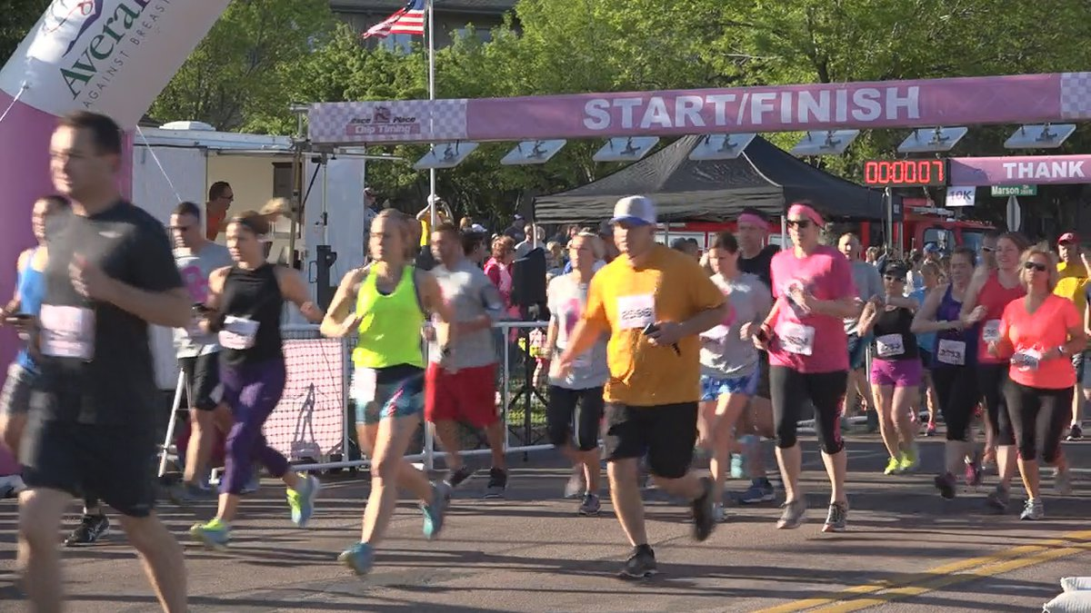 The 2021 Avera Race Against Cancer will be virtual. (file photo)