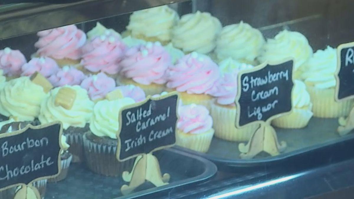 Intoxibakes specializes in boozy cupcakes