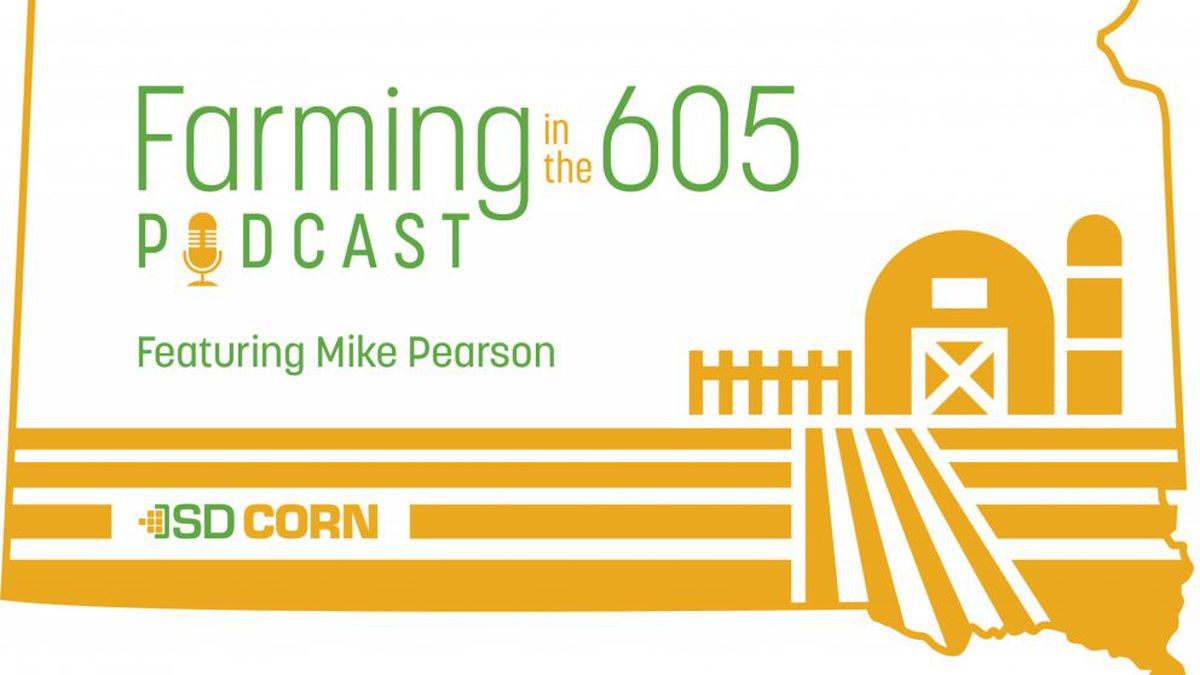 South Dakota Corn's new podcast launched in February.