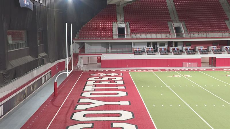 High school athletics hope to fill vacancy at Dakota Dome.