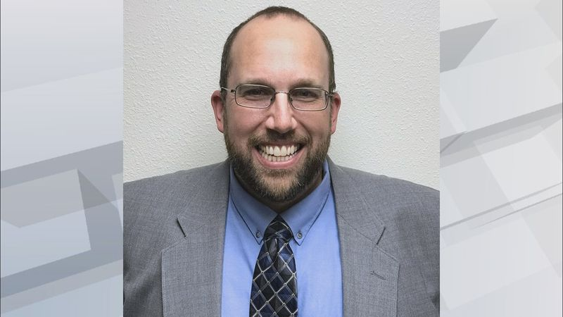 Josh Clayton started in the role as South Dakota's state epidemiologist in 2017.