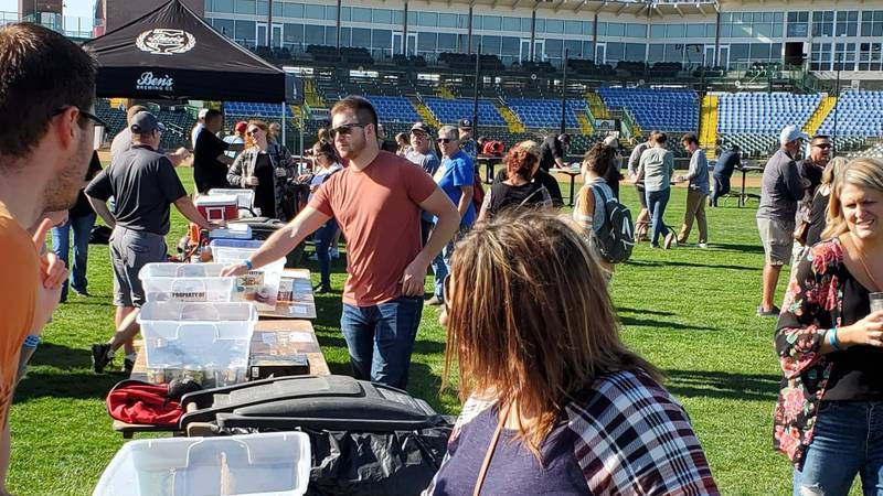The Canaries will host Beerfest on Saturday