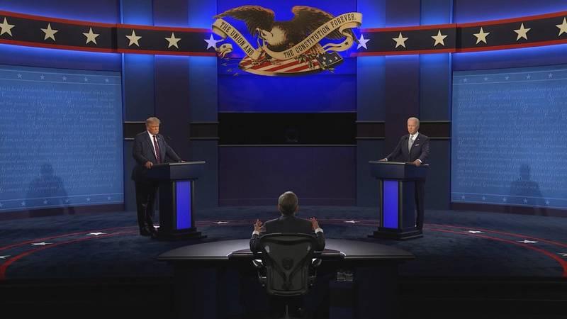 2020 Presidential Debate.