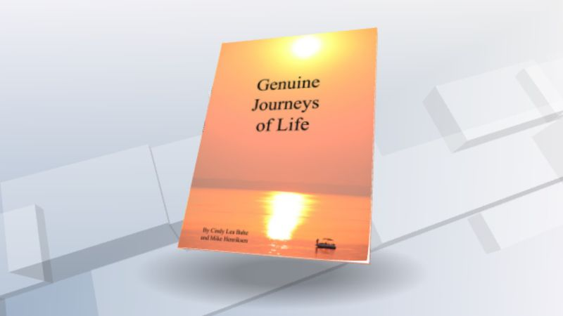 """""""Genuine Journeys of Life"""" is a compilation of stories told by various individuals."""