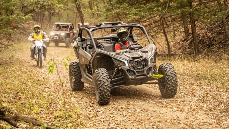 Talsma's Trail Park offers nearly 80 miles of off-road terrain.