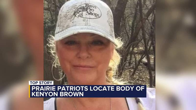 Volunteer search and rescue group, Prairie Patriots, locate body of missing woman