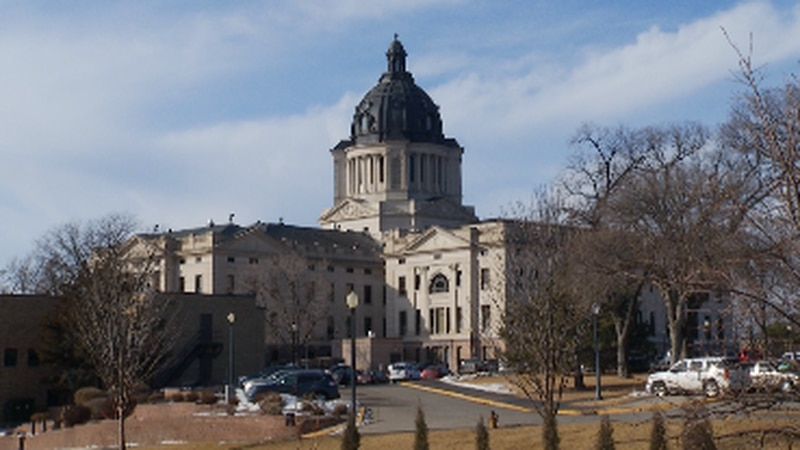 South Dakota State Capitol (FILE)