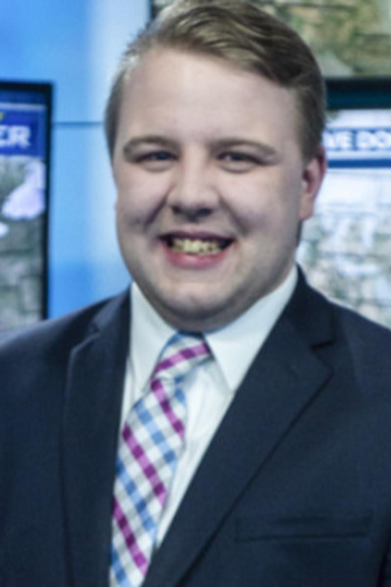 Headshot of Austin Haskins, Meteorologist