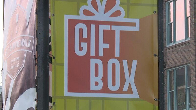 New Gift Box series encouraging community to explore DTSF