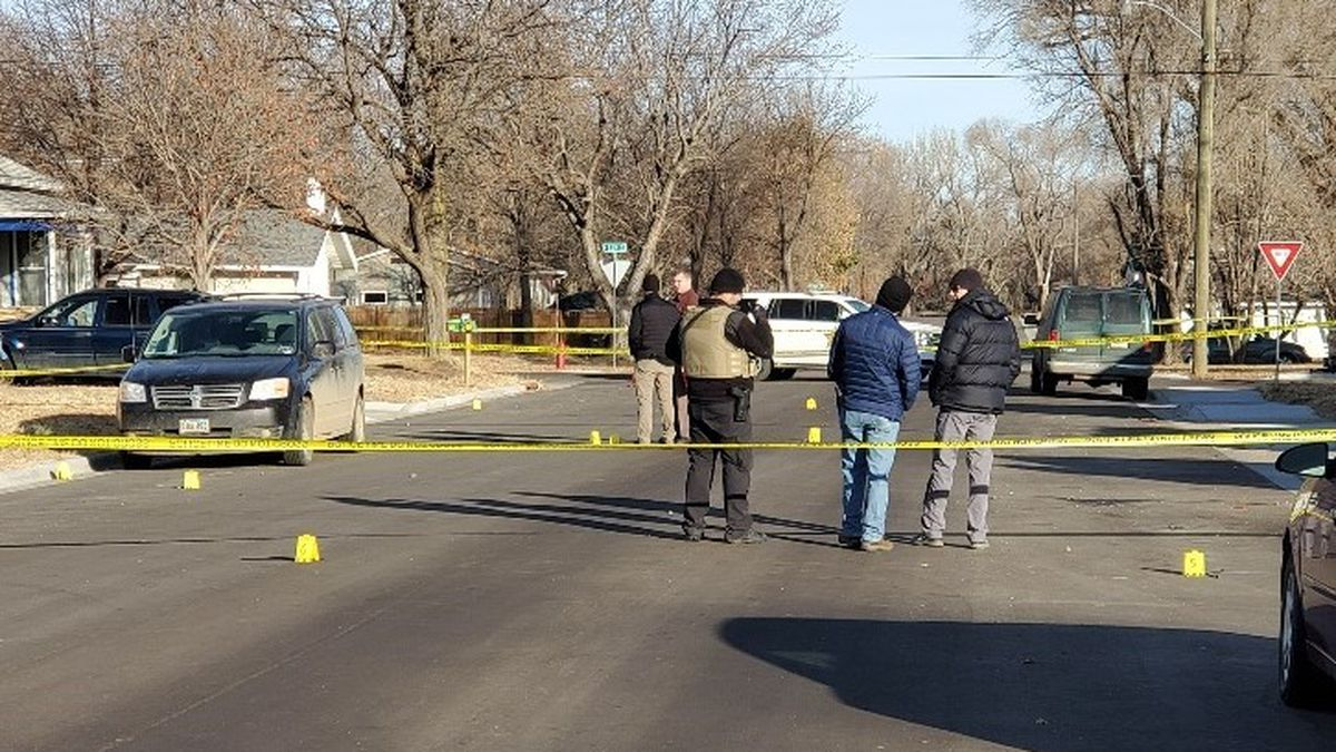 DCI investigating Sunday morning shooting in Mitchell