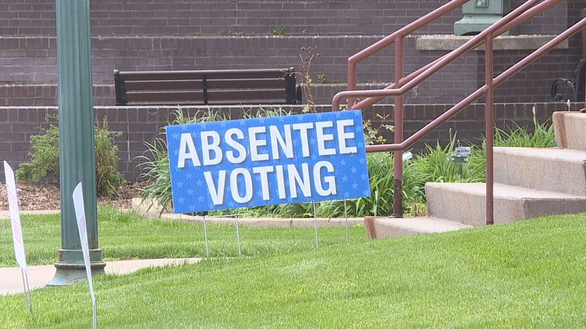 Absentee voting increases in South Dakota during pandemic