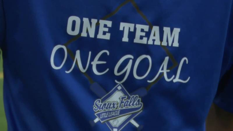 Team's South Dakota State championship shirt and slogan