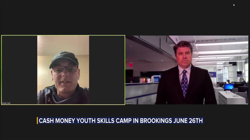 Cash Money Youth Skills Camp to be held in Brookings