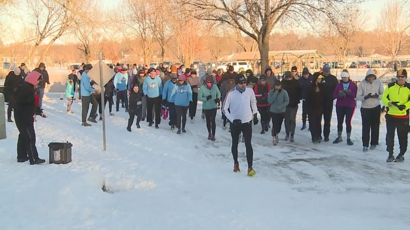 Frosty Frolics takes place in Sioux Falls