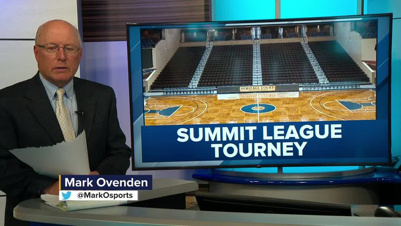 Summit League Basketball moves to Pentagon with no fans