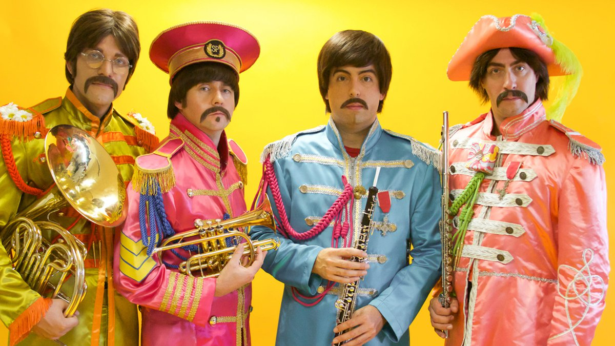 The Swiftel Center will host the Beatles vs. Stones tribute show later in October.