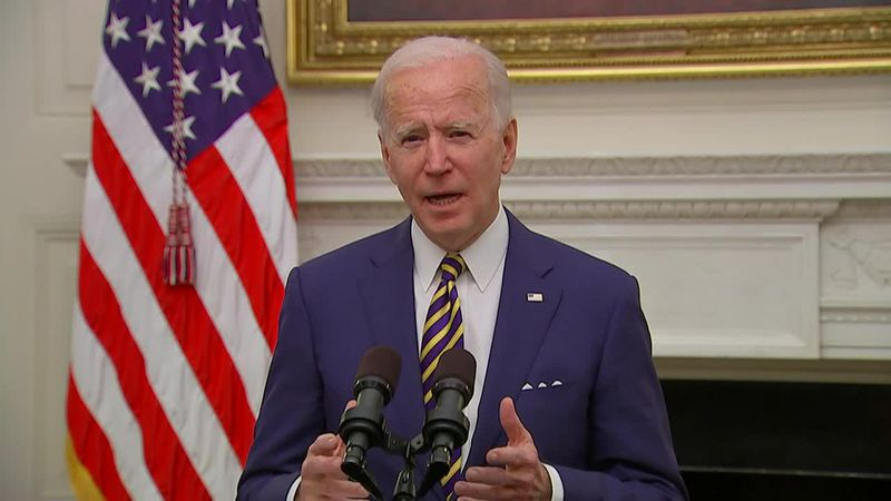 President Joe Biden's latest executive orders focus on relief for COVID-19's economic toll.