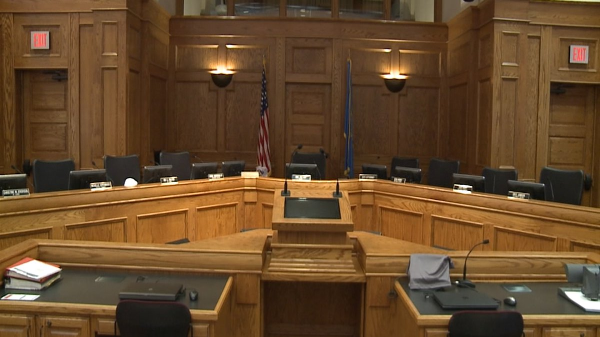 Sioux Falls City Council chambers (file photo)