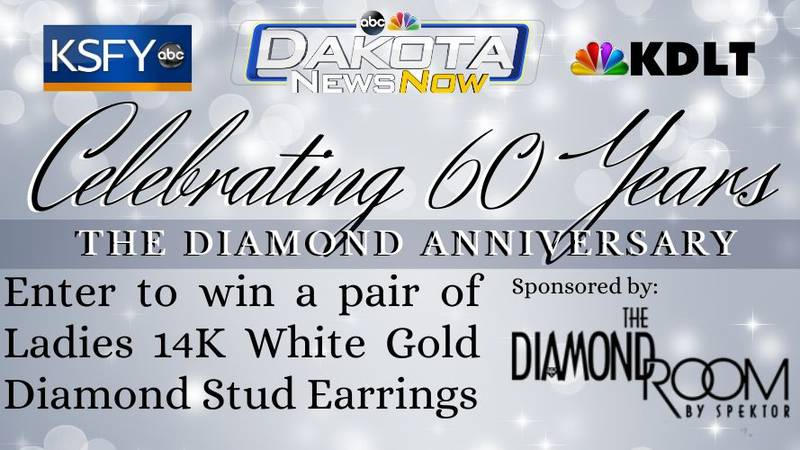 KSFY and KDLT are celebrating their 60th anniversaries!