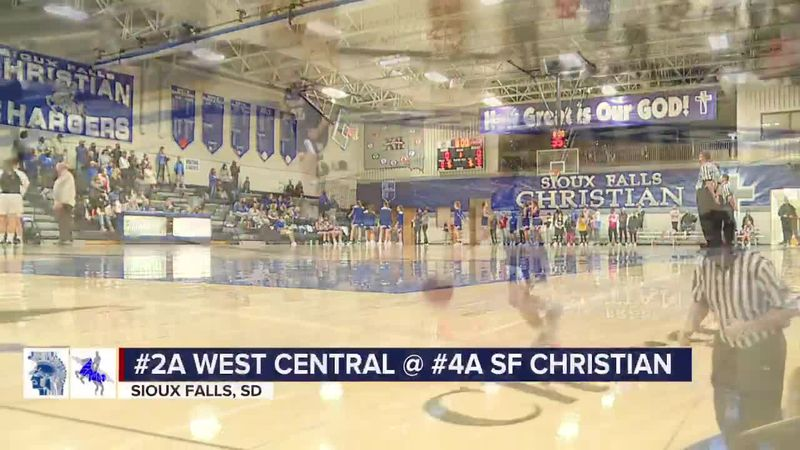4A SF Christian and 5B Ethan both victorious in girls hoops Monday night