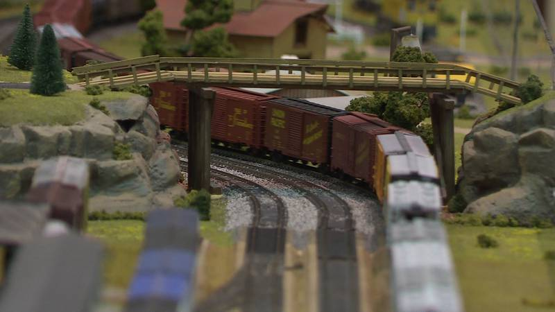 Greater Sioux Falls Model Train show takes place this weekend.