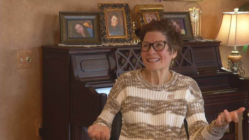 Sioux Falls woman advocates, raises awareness & funds for MS