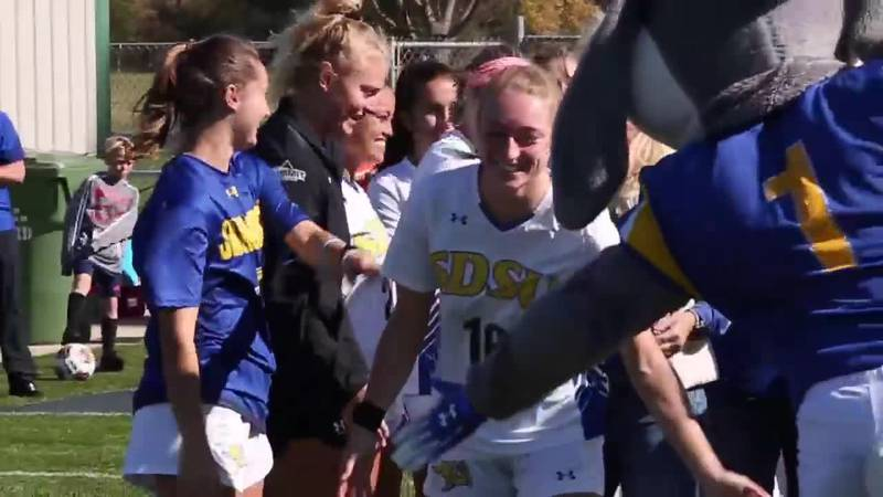 Jacks take field for final home game