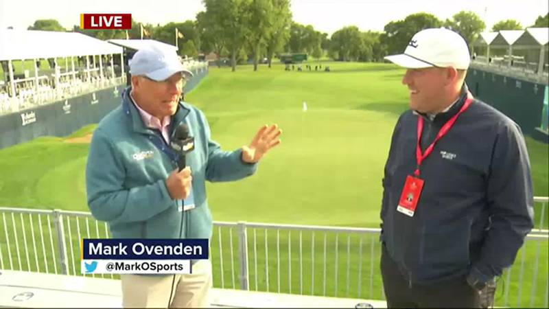 Mark Ovenden is celebrating 25 years with Dakota News Now.