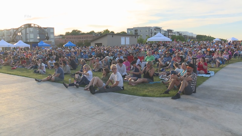 Levitt at the Falls to hold live, in person concerts this summer