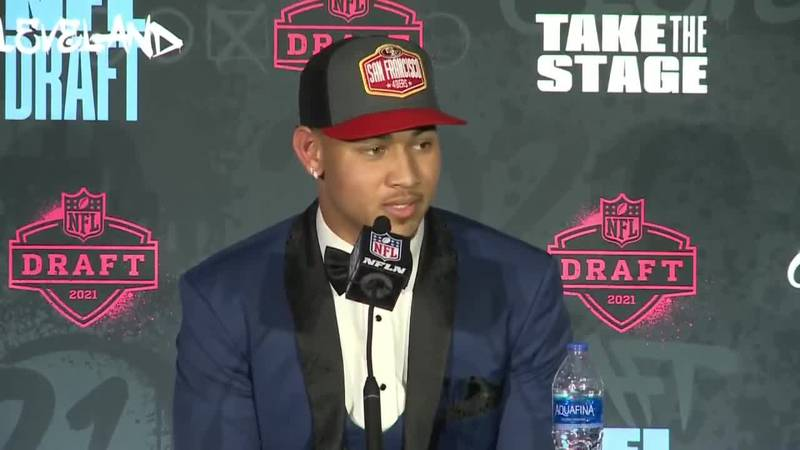 Marshall native selected 3rd by San Francisco 49ers