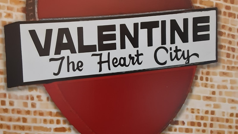 Staff from the chamber of commerce described small traditions that highlight Valentine,...