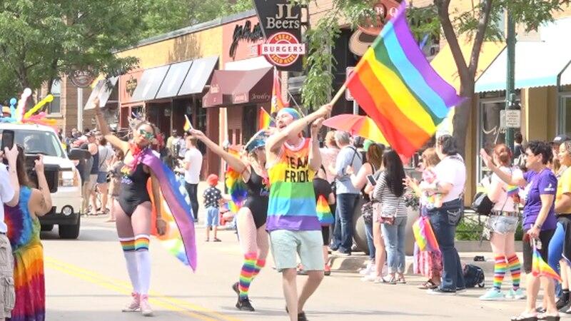 Sioux Falls Pride Parade 2019
