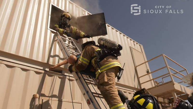 Thirteen men and women in Sioux Falls are going through a career change, choosing to commit...