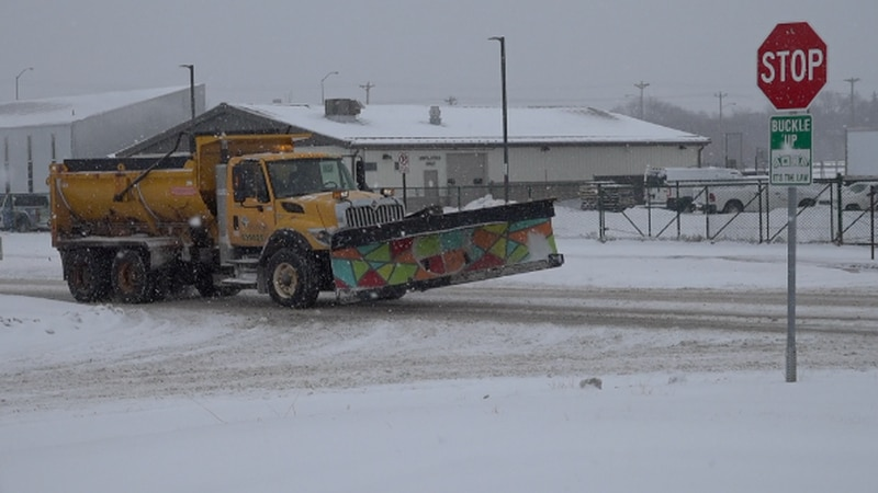 It takes a team effort to keep the roads clear and safe for drivers. Some of whom you may see,...
