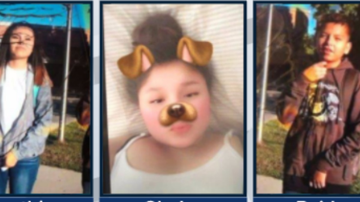 SFPD asks for help locating 3 missing kids