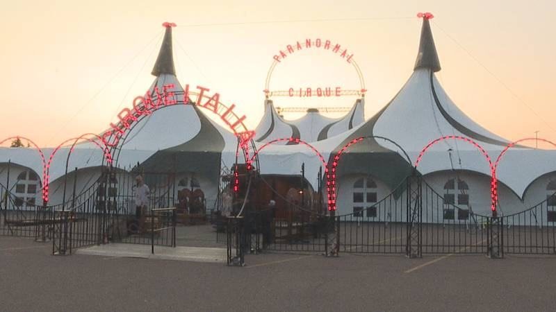"""""""Paranormal Cirque"""" puts a twist on the traditional circus"""