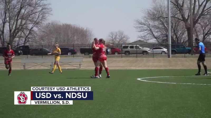 Coyotes beat Bison 3-0 for second straight day