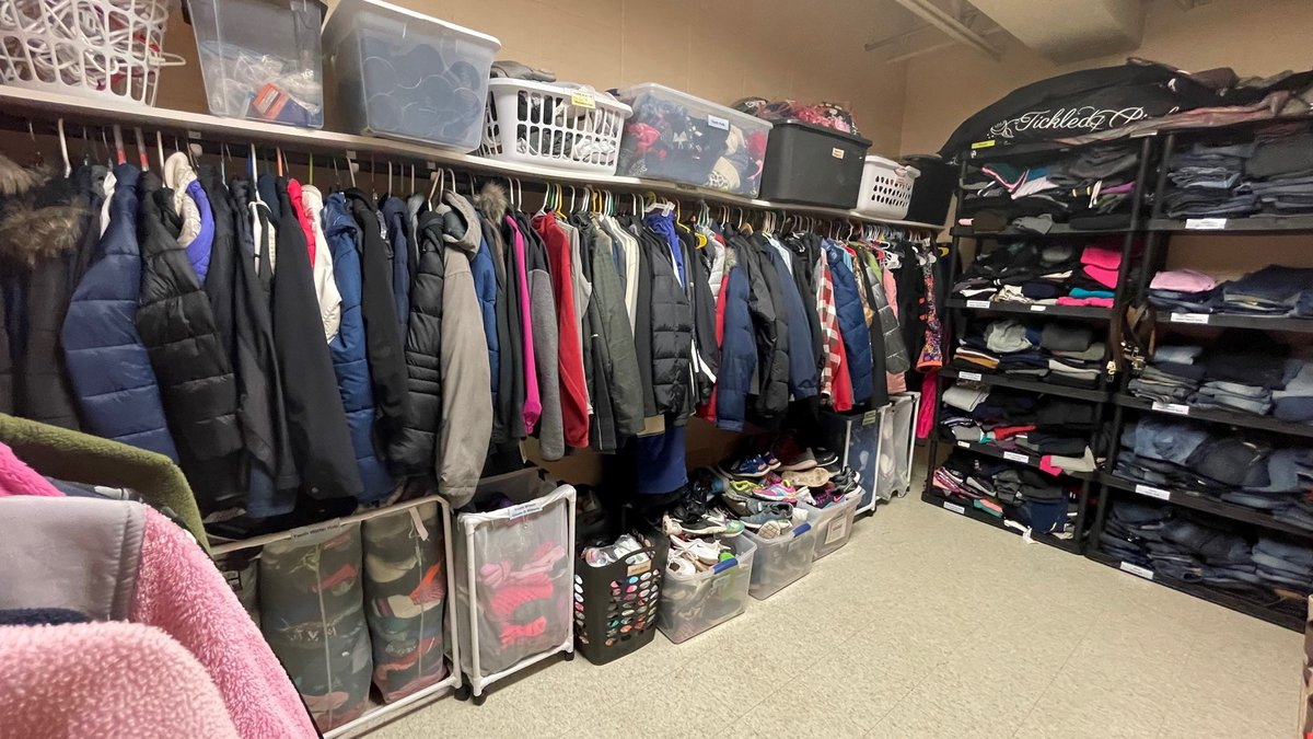 The Caring Closet of Mitchell.