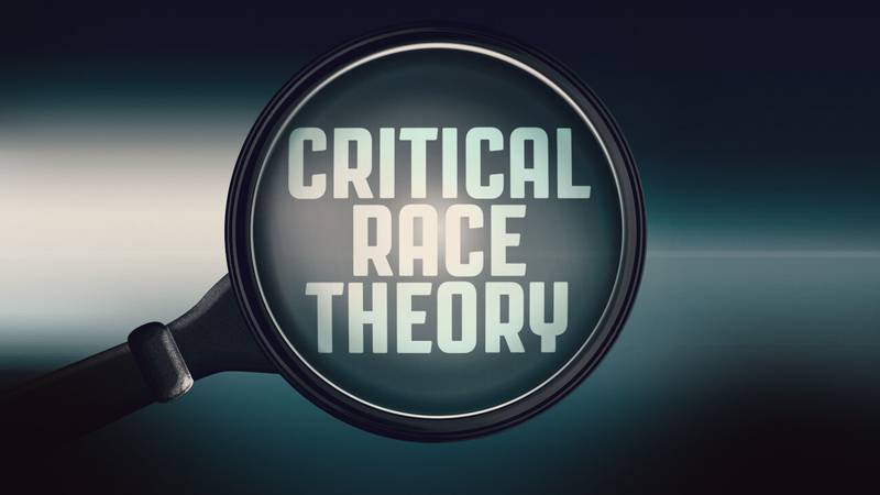 Critical race theory graphic