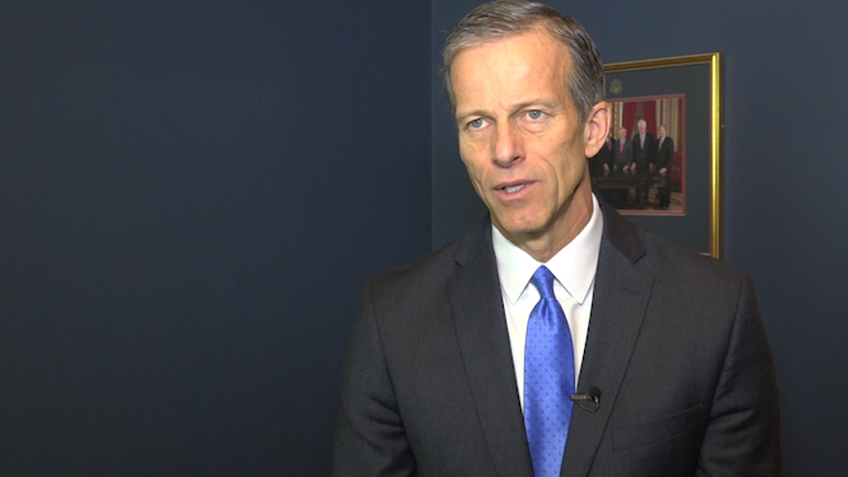 Sen. John Thune (R-SD) support the previous bailout for Fannie Mae, but did not say whether...