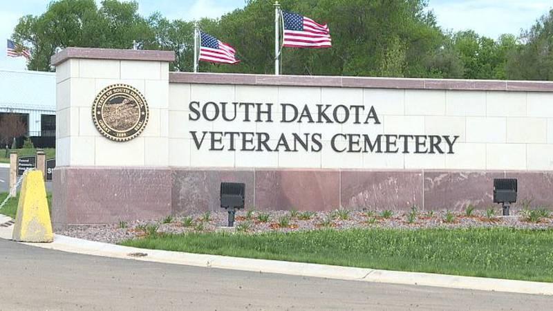 South Dakota Veterans Cemetery.