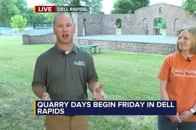 Quarry Days returns to Dell Rapids