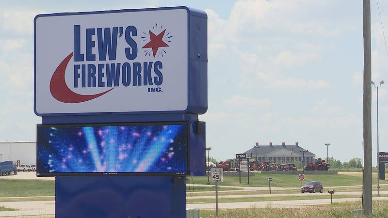 Fireworks front and center this weekend in Watertown