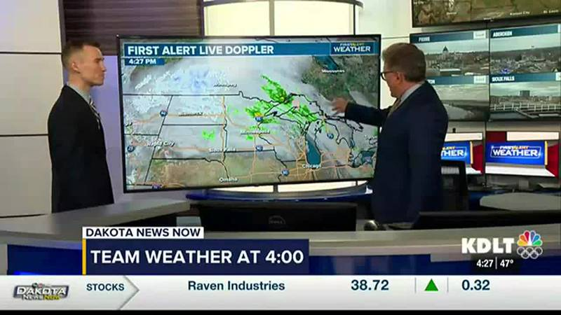 Chief Meteorologist Phil Schreck and First Alert Meteorologist Tyler Roney break it down.