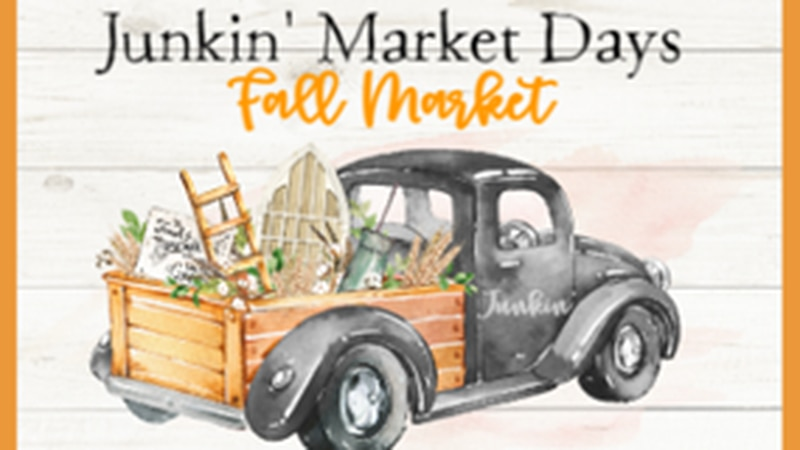 Junkin' Market Days Fall Market